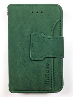 מגן ספר BriTone לנוקיה NOKIA C2 בצבע ירוק
