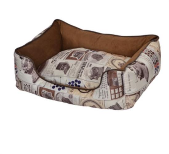 מיטת פריז חום 70X60X22
