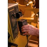 מחרטת עץ אלקטרונית מקצועית Powermatic 3520C