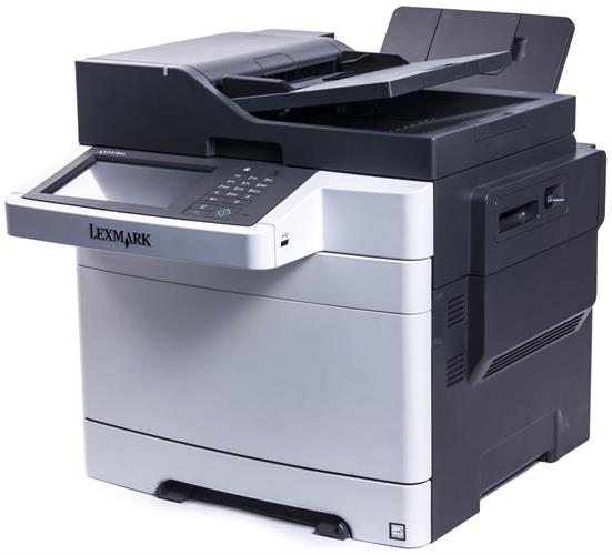 מדפסת לייזר צבע משולבת Lexmark CX-510dhe