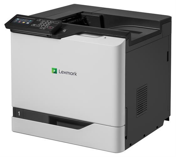 מדפסת לייזר צבעונית דגם Lexmark CS-820de