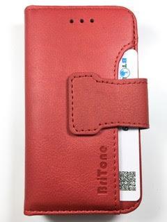 מגן ספר  ברייטון לנוקיה 3310 3G NOKIA בצבע אדום