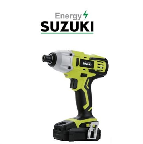 מברגה אימפקט SUZUKI ENERGY 20V