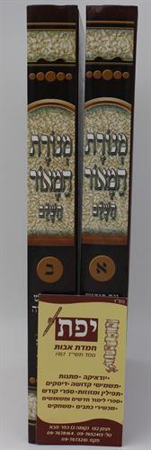 מנורת המאור השלם - רבינו יצחק אבוהב