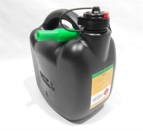 נפט 10  ליטר עם מיכל  תיקני ג'ריקן   מסדרת מיכלי אליהו  פלסטיק  נפט להסקה ולניקוי חלקים וחלקי מכונות
