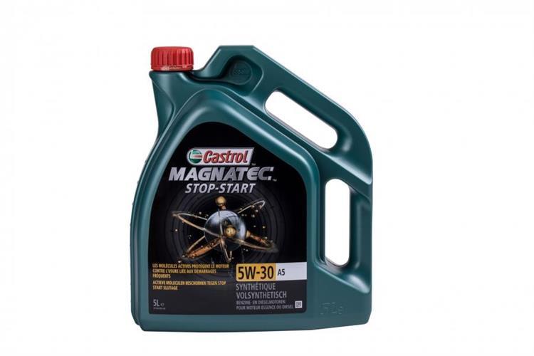 שמן מנוע 5 ליטר CASTROL MAGNATEC 5W30 A5