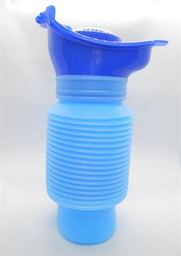 שירותים משפחתיים ניידים בקבוק להתפנות מתאים גם לטייסים FAMILY PORTABLE TOILET