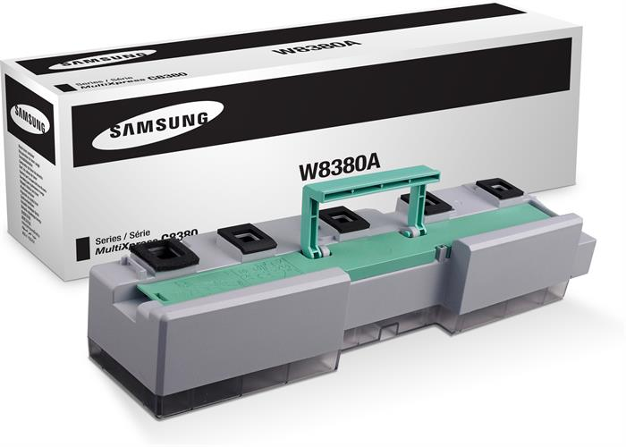מיכל עודפים CLX-W8380A למדפסת צבע סמסונג דגם CLX-8385