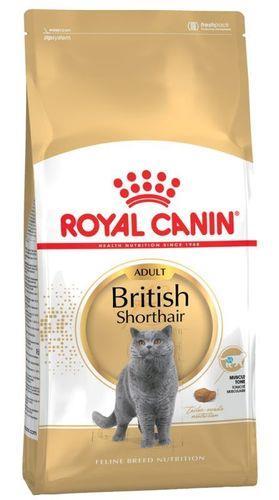 """3182550756464 מזון יבש לחתולים בריטים עוף וירקות 10 ק""""ג Royal Canin רויאל קנין"""