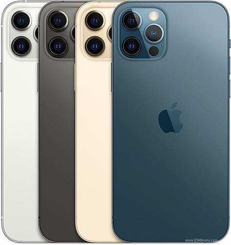 טלפון סלולרי Apple iPhone 12 pro max 256GB אפל