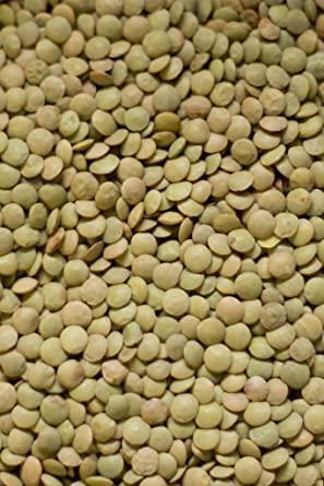 """עדשים ירוקים  5 ק""""ג"""