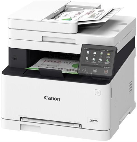 מדפסת לייזר צבע משולבת אלחוטית Canon MF635Cx