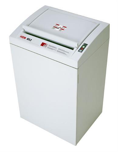 מגרסת נייר רצועות דגם HSM 411.2
