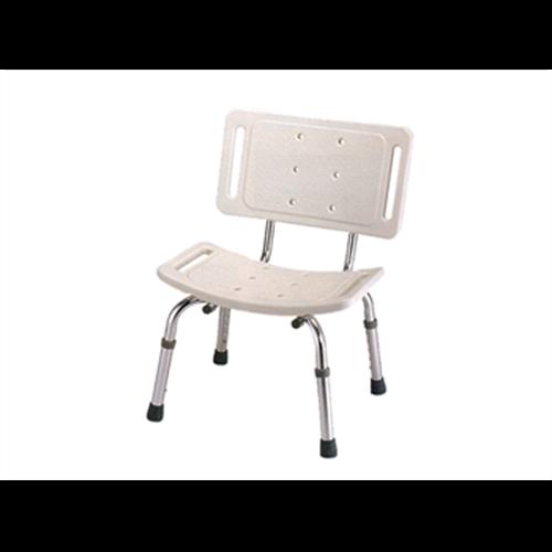 כיסא לאמבט טלסקופי