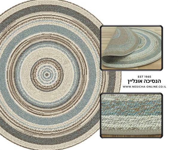 שטיח חבל עגול 011