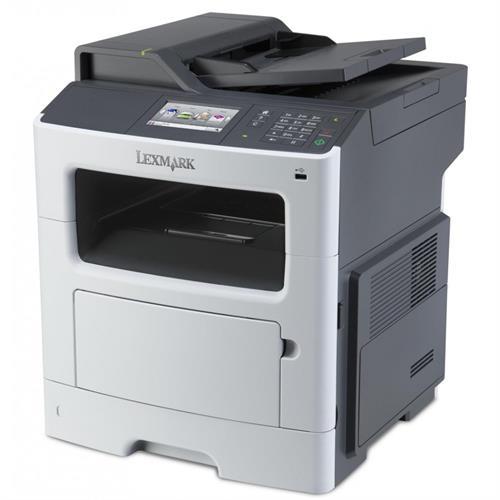 מדפסת לייזר משולבת דגם Lexmark MX-417de