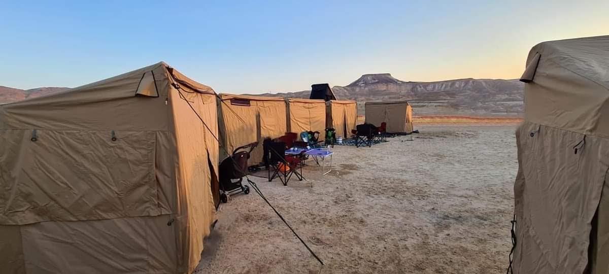 אוהלים איכותיים לשטח
