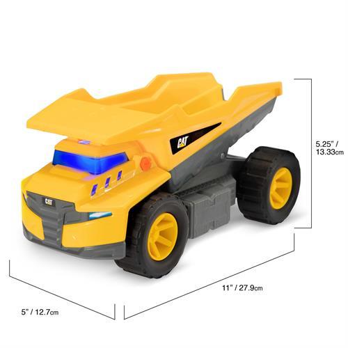 משאית עפר כוח עתידי CAT