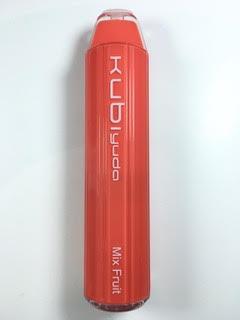 סיגריה אלקטרונית חד פעמית כ 2800 שאיפות Kubi yuda Disposable 20mg בטעם מיקס פירות Mix Fruit