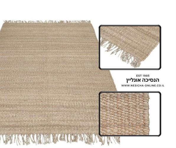 שטיח חבל אריגה גסה 01