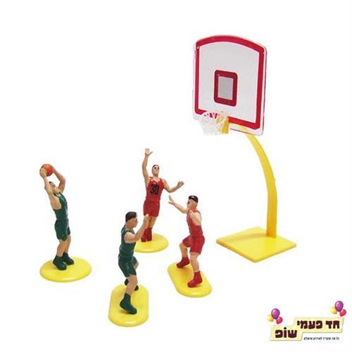 שחקני כדורסל לעוגה