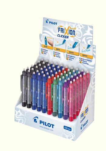עט פילוט 0.5 עם מחק