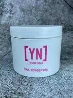אבקת אקריל XXX לבן יאנג ניילס 85 גרם -  XXX White Young Nails 85 g