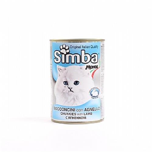 שימור סימבה חתול -כבש
