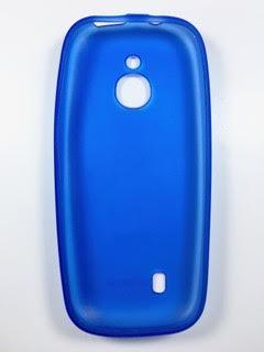 מגן סיליקון לנוקיה 3310 3G NOKIA בצבע כחול