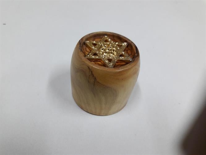 פקק סמוי מעץ זית