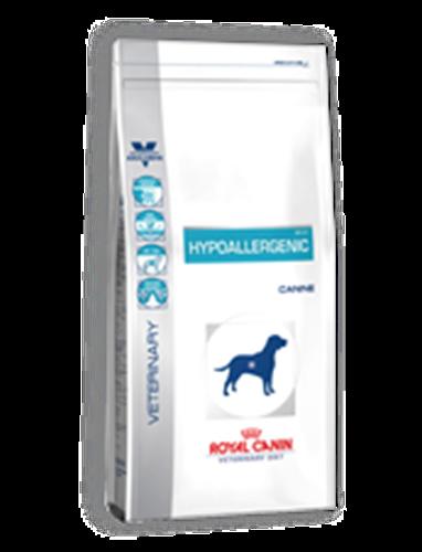"""3182550710923 מזון יבש היפואלרגני לכלבים בוגרים אלרגיים אורז וכבד עוף 1.5 ק""""ג Royal Canin רויאל קנין"""