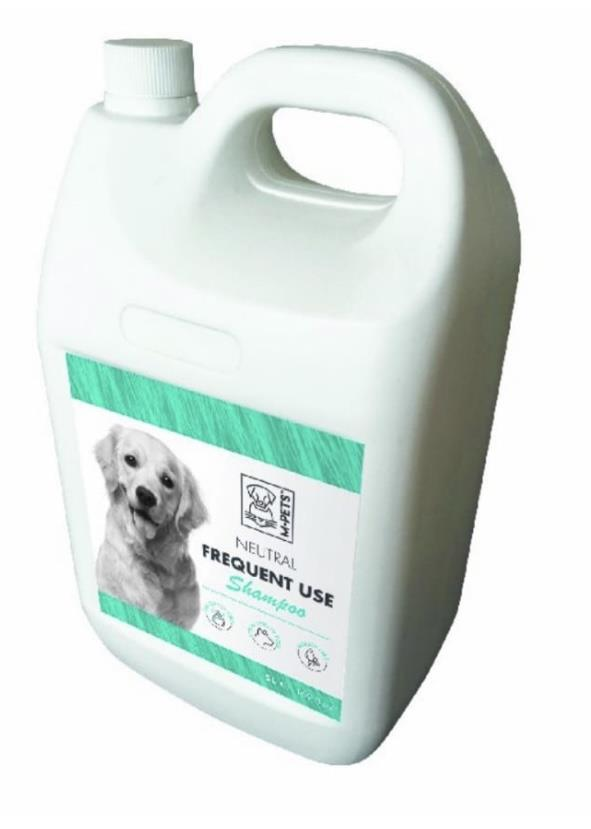 שמפו  אמפט איכותי לכלב לשימוש יום יומי  5 ליטר