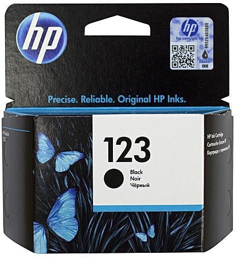 ראש דיו מקורי HP 123