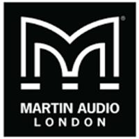 """רמקול מוגבר MARTIN בהספק 1300W  וופר """"12 טוויטר """"1.75, סדרת blacklinexp12 תיבה מעץ, מתוכנן להתקנה קבועה או לניוד לישומי מוסיק"""