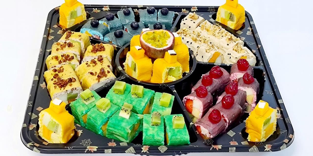מתנת סושי הפירות - ספיישל שף L