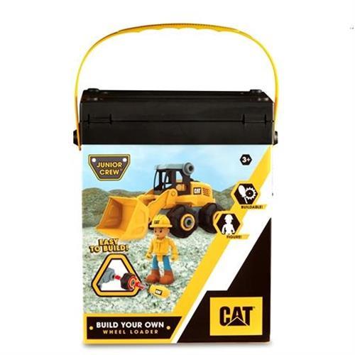 סט בניית מעמיס הנדסי CAT