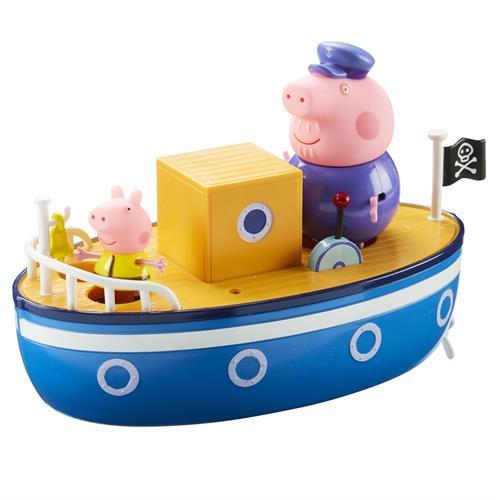 סט משחק פפה - הסירה של סבא