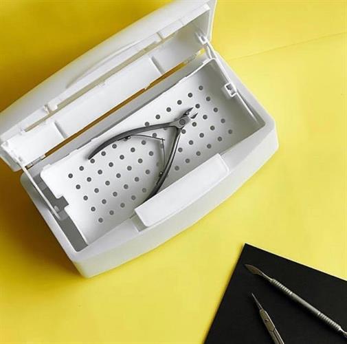 אמבט חיטוי פלסטיק לחיטוי כלי עבודה