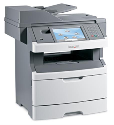 מדפסת משולבת דגם Lexmark X464de
