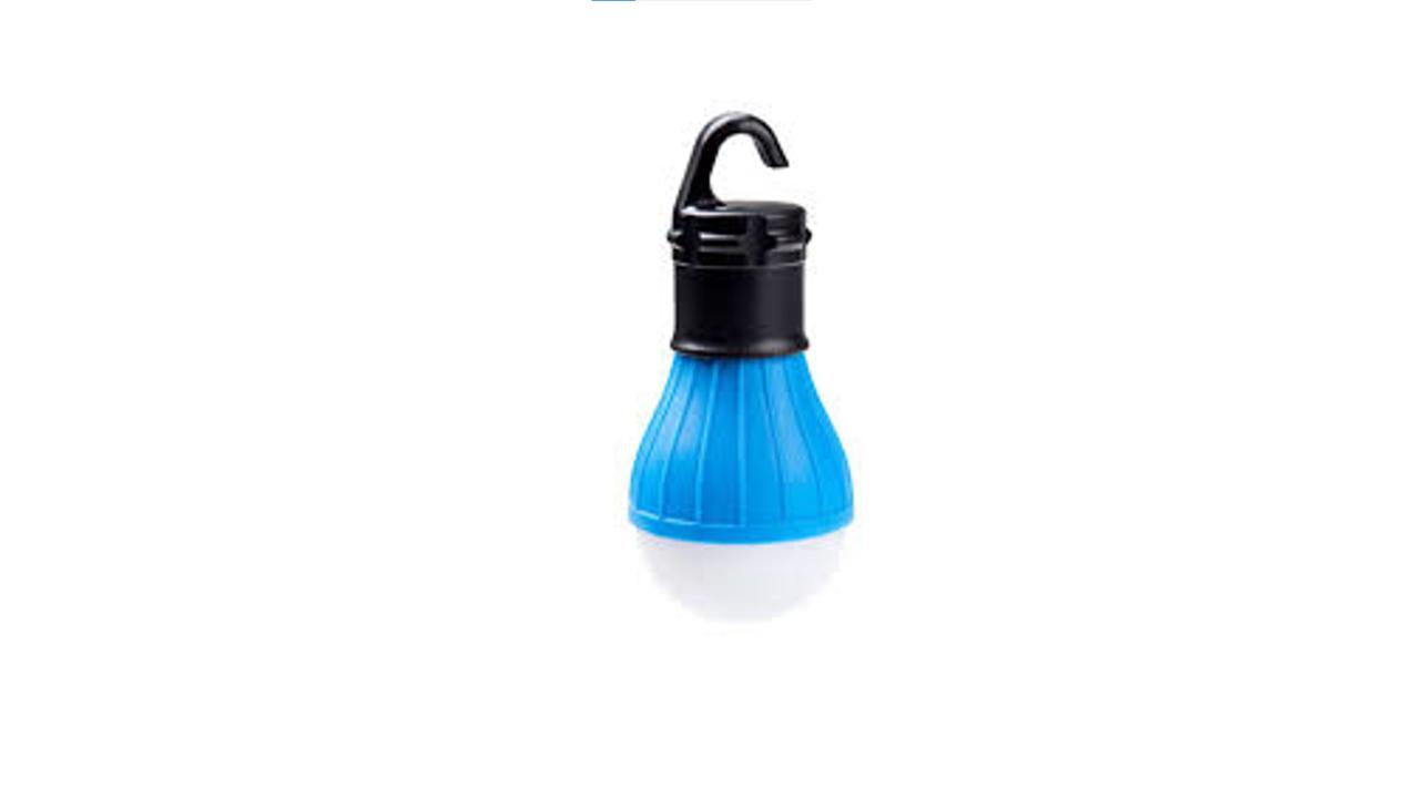 מנורת עם וו תליה מיוחד לאוהל