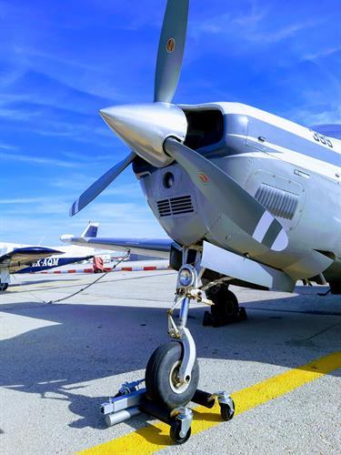סקטים להזזת רכב או אווירון 9 אינץ