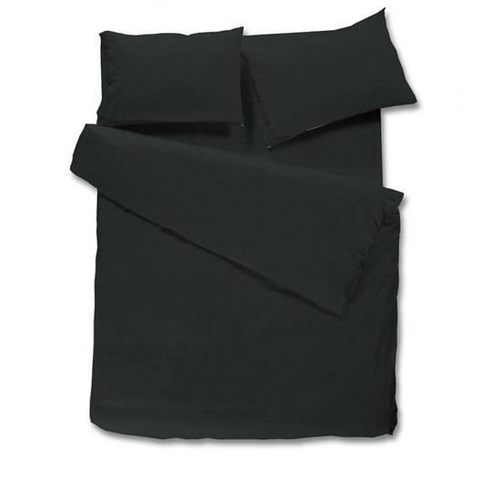 מצעים בתפזורת להרכבה 100% כותנה - שחור