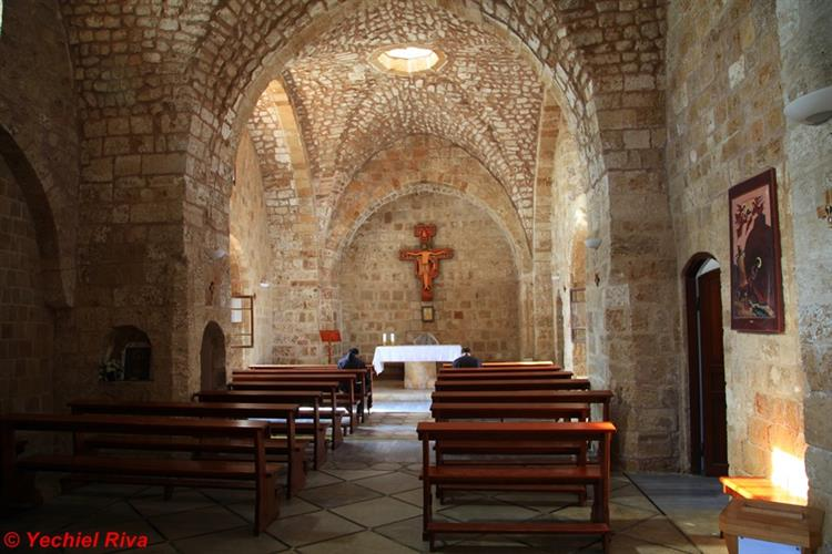 Support Israel and get this picture: St. Andrew's Church, Acre
