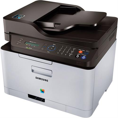 מדפסת לייזר צבעונית אלחוטית משולבת Samsung Xpress SL-C460FW