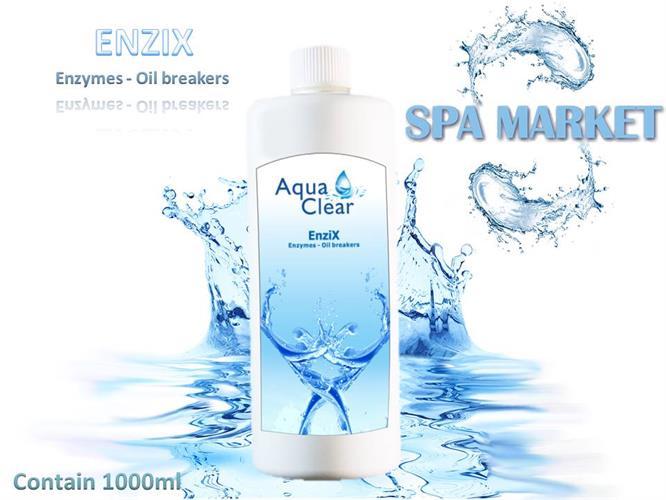 ENZIX 1L - מפרק שומנים במים חמים/קרים