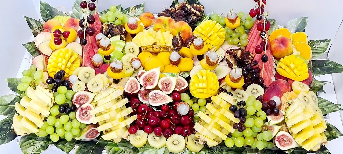 סלסלת שף פירות מפתיעים - ספיישל XXL