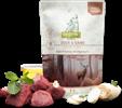 בשר אייל וצייד, שורש פטרוזיליה, שמן חמניות ועשבי תיבול