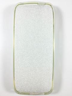 מגן סיליקון ל KOSHER MOBILE K21 בצבע שקוף