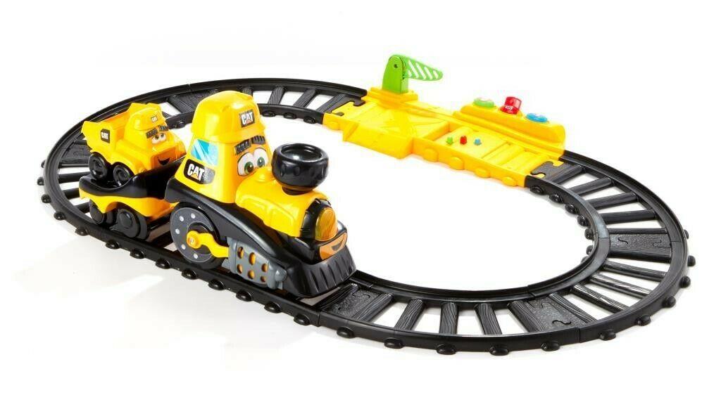 קאט-סט מסילות רכבת וחברים חשמלי