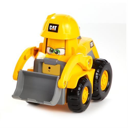 קאט-חברים לבנייה מעמיס הנדסי קטן חשמלי